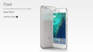 fecha salida google pixel