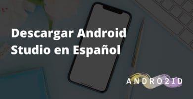 android studio en español
