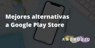alternativas play store