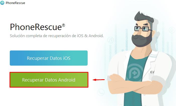 recuperar videos borrados android