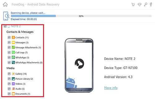 como recuperar sms borrados de android