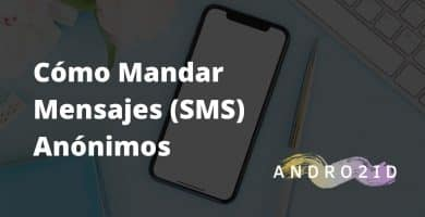 mandar sms anonimos
