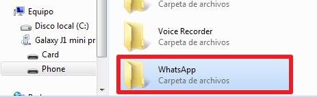recuperar whatsapp borrados