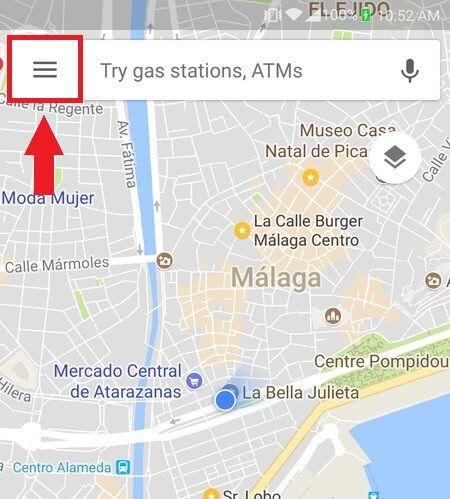 cómo localizar un móvil perdido apagado