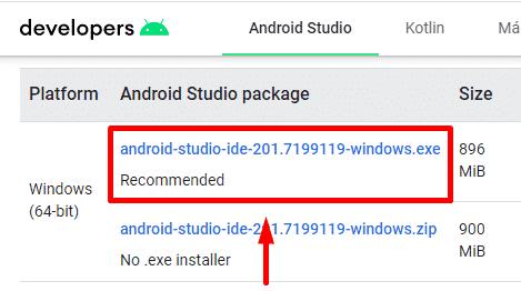 emulador android para windows 10