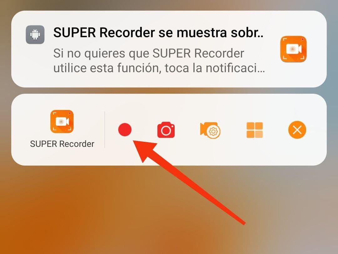 grabar videollamada whatsapp